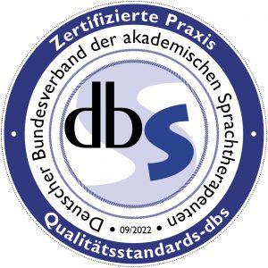 DBS Qualitätssiegel